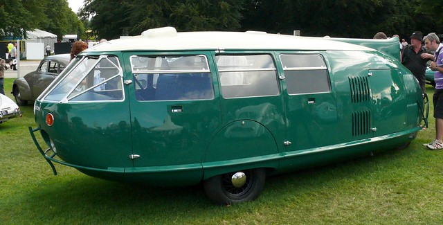 1933 Type Dymaxion green vl