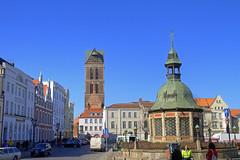 Wismar März 2012