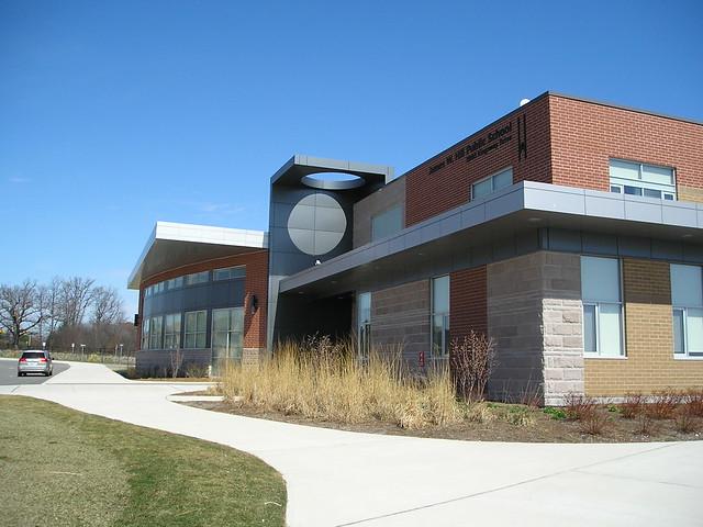 James W Hill Public Elementary School Oakville Clearview