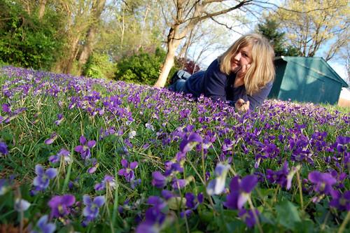 Day 7 - Au revoir, mes petites violettes!