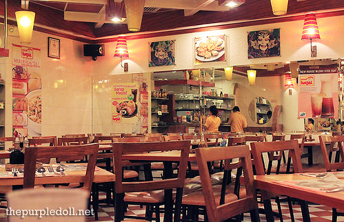 Bacolod Chicken Inasal Interior