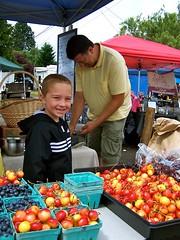 Gladstone Farmers Market 2011