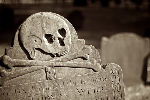 Granary Burying Ground — Boston, Massachusetts