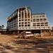 1986: Davis Building construction