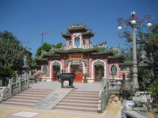 Hoi An, Assembly Hall of the Fujian Chinese Congregation