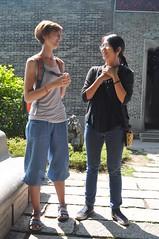 L'Anna i la Tina que ens va ensenyar la ciutat