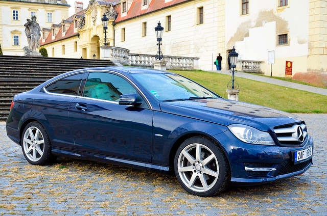 mercedes benz c220 cdi c class coupe flickr photo sharing. Black Bedroom Furniture Sets. Home Design Ideas