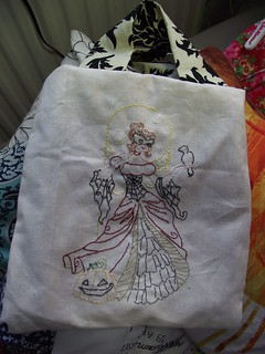 Halloween princess bag