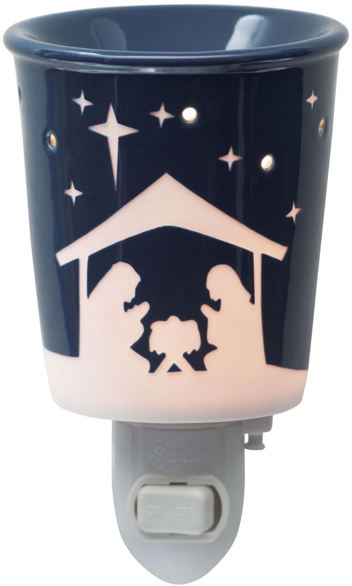 Silent Night Styled Plug In Scentsy Warmer Flickr Photo Sharing