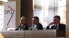 Rüdiger von Fritsch, deutscher Botschafter in Polen, Dietmar Nietan, Marek Prawda, polnischer Botschafter in Deutschland
