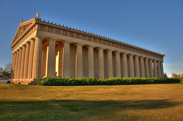 The Parthenon, Nashville TN