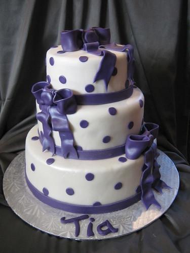 Sweet 16 Cake by Cake Maniac