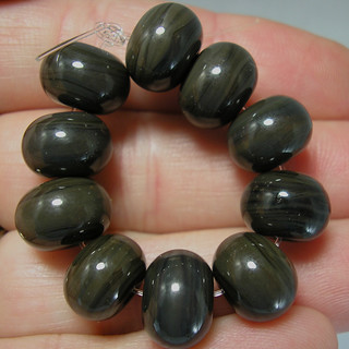 Spacers Moss Agate A 2