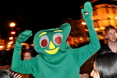 Make Way for Gumby