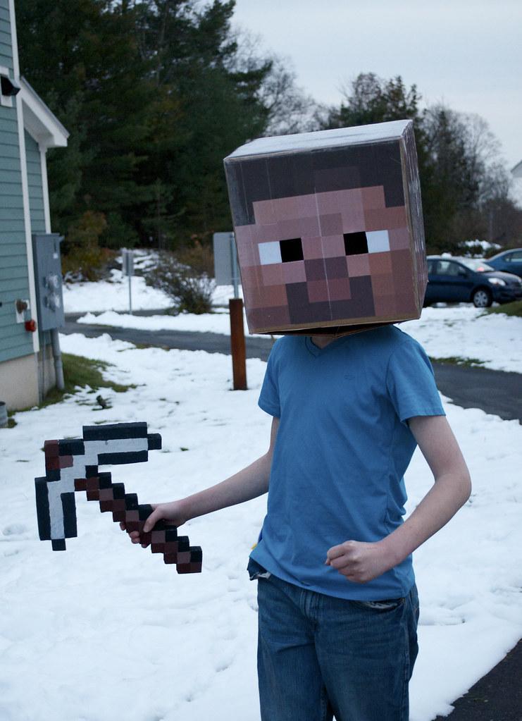 Minecraft Halloween #5