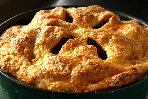 Martha Stewart's Double-Crust Apple Pie