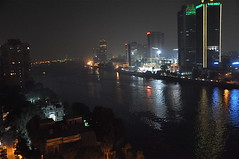 A Cairo Night by the Nile