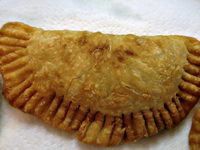 fried apple pie without cinnamon sugar | Flickr - Photo Sharing!