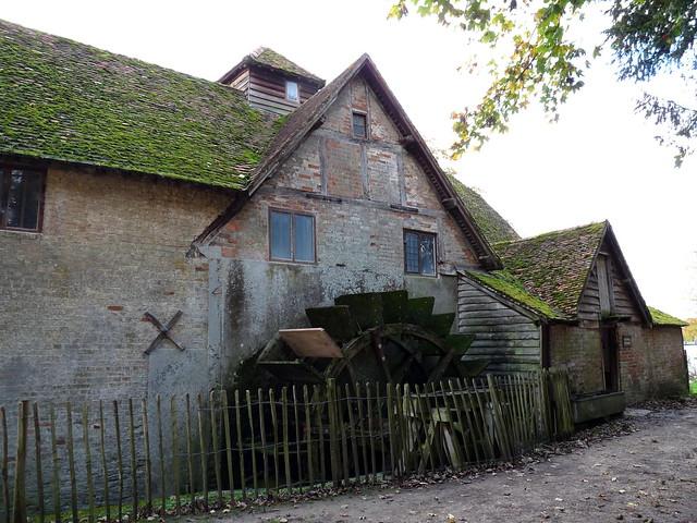 Mapledurham House Watermill Turbine Tea Rooms