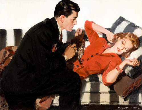 Pruett Carter by oldcarguy41