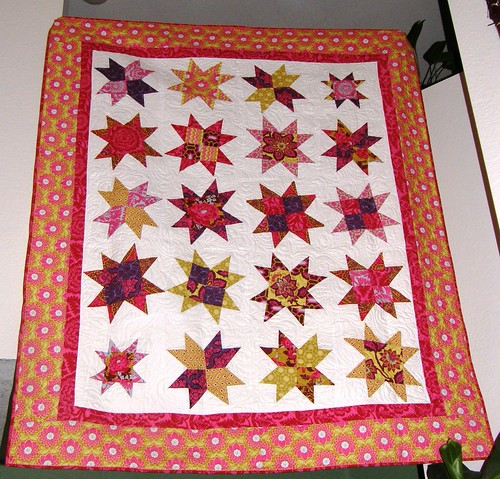 All Quilted and Bound