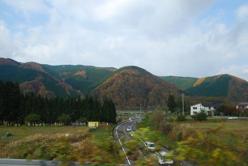 japan 紅葉 東北 akita tohoku kakunodate 角館 dsc4869