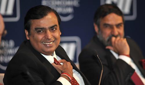 Mukesh Ambani: le plus riche de l'inde