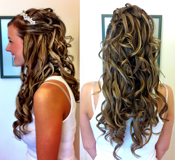 Wedding Hairstyle With Hair Extensions: Long-wedding-hairstyle-extensions