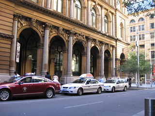 THE OLD G.P.O. AT MARTIN PLACE
