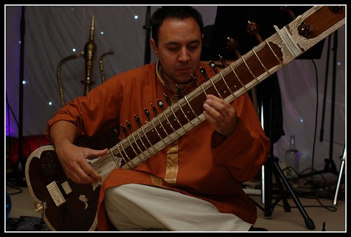 Meet the sitar musician