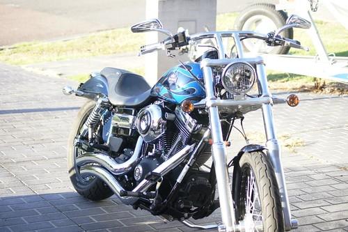 2012 FXWG Harley Davidson