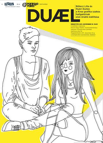DUÆL: Bölecz Lilla & Nyári Eszter