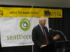Mayor Mike McGinn