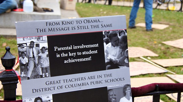 Occupy DC Teachers Union Teach in 6761 from Flickr via Wylio