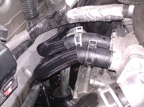 JDP Motorsports' 2010-11 SS Heater Hose 2012 Update DIY 6360360659_135bb971e5
