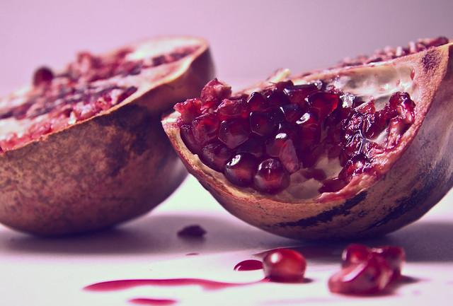 Mediterranean pomegranate
