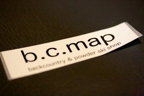 b.c.mapテプラっぽく