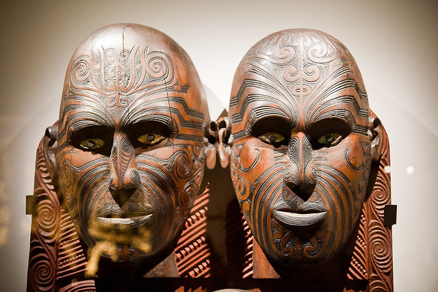 What Does The Maori Chin Tattoo Mean: A Gallery On Flickr