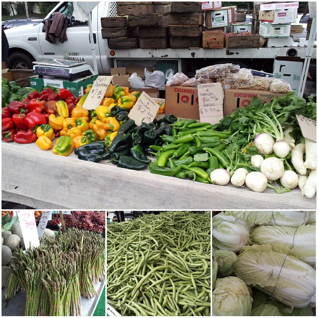 Farmers Market collage 1