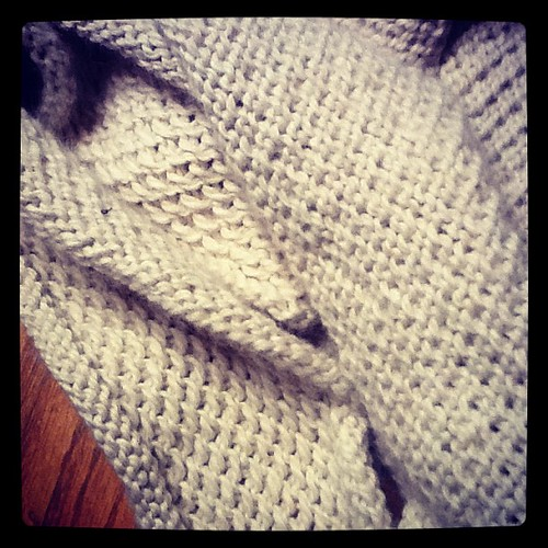 Honey cowl number 3. <3
