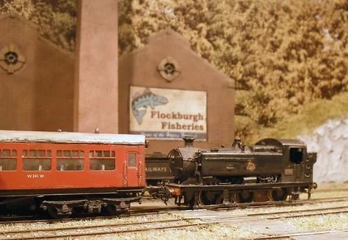 Western loco