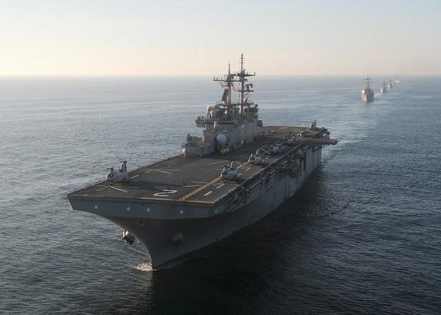 USS Essex (LHD 2)