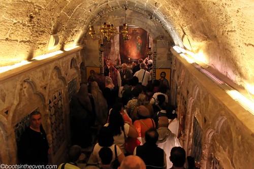 Underneath St. Gabriel