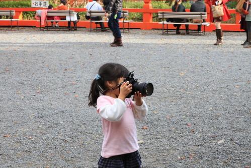 未来の巨匠 at 鞍馬寺 kurama - kibune