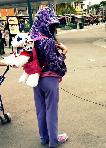 Disneyland Laina