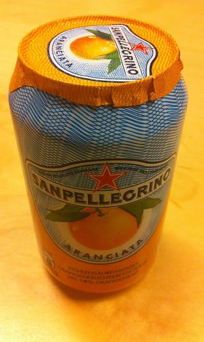 Sanpellegrino - Aranciata 1