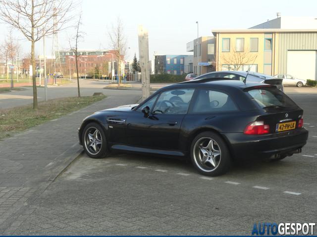 S54B32 M Coupe | Black Sapphire | Black