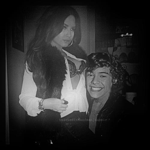 Demi and Harry