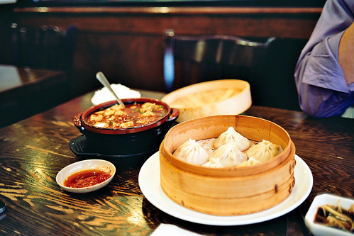 dumpling cafe by ht, on Flickr