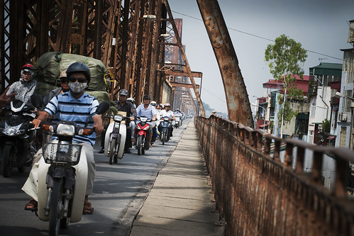 Urban View: Traffic in Hanoi